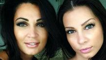"""Nicoleta Luciu, detronată de propria soră! Iuliana e cea mai """"dotată"""" din familie FOTO"""