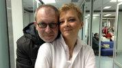 """Florin Busuioc şi prima soţie a lui Andrei Zaharescu: """"Relaţia desăvârşită!"""""""