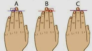 Ştiai că degetele îţi pot dezvălui picanterii despre tine? Află cum eşti în viaţa intimă