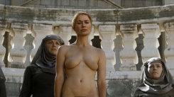 """Scene interzise minorilor! O actriţă din din """"Urzeala tronurilor"""", filmată complet goală"""