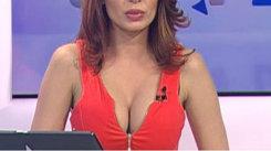 Ilegal de sexy! Cum arată o prezentatoare de ştiri de la noi fără haine