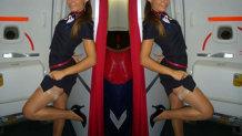 Stewardeza care a strâns un milion de dolari, oferindu-şi serviciile sexuale pasagerilor, în WC
