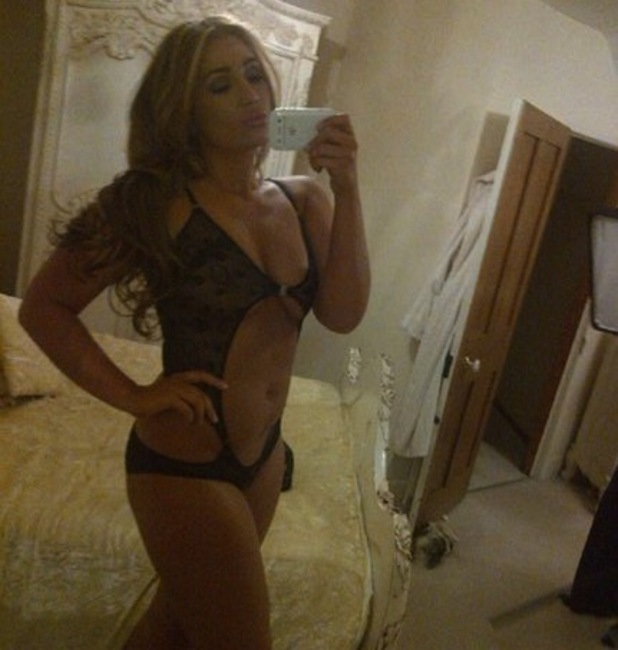 Lauren Goodger reveals a secret connection to Love Island