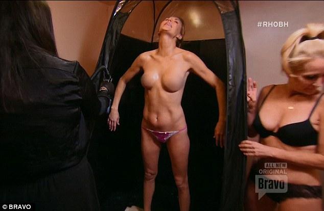 Brandi glanville naked images agree