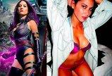 Imagini XXX: TOT ce se ascunde sub costumul mutantei Psylocke din X-Men: Apocalypse