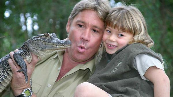 Cum arată acum fiica lui Steve Irwin! - FOTO