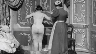 Cum arată primul film porno din istorie - VIDEO