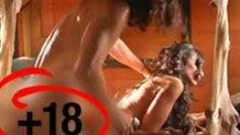Mădălina Ghenea, scene de amor sălbatic! Prea explicit!