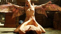 Cele mai tari scene de SEX intergalactic