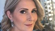 Alessandra Stoicescu, răvăşitoare într-o rochie transparentă! Ce a lăsat să se vadă