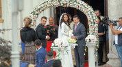 Câţi bani a strâns Adrian Mutu la nuntă?