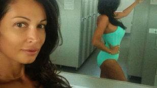 Nicoleta Luciu, din nou goală! Cele mai HOT imagini. A avut 6 apariţii în Playboy