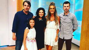 """Fiica Ioanei Ginghină este vegetariană: """"Ruxandra nu mai consumă carne de doi ani"""""""