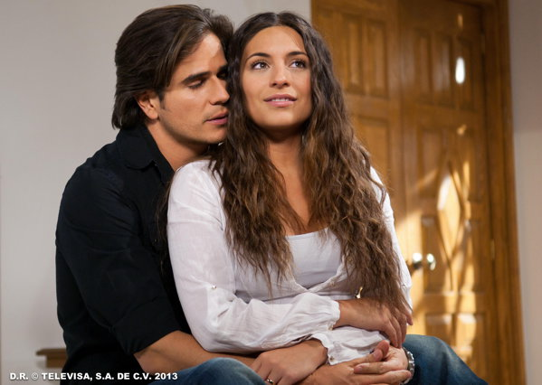 partenerul lui maricruz din telenovela cu acelaşi nume este octavio