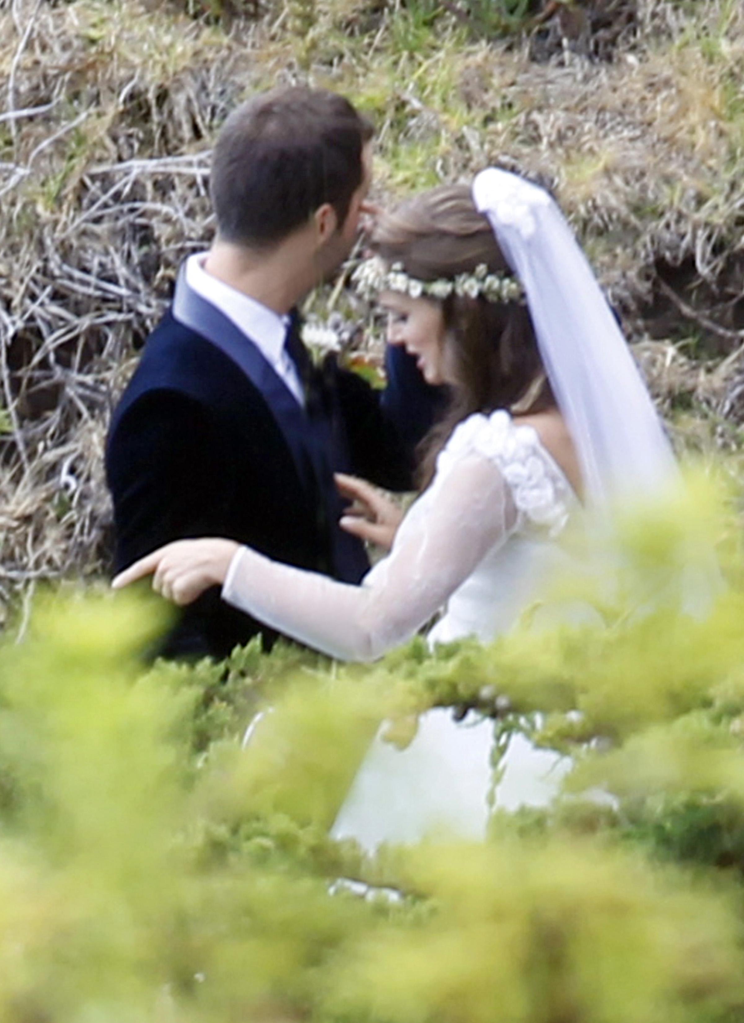 Свадьба Натали Портман и
