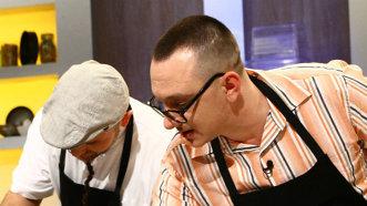"""Pacha Man şi Don Baxter, surprize pe bandă la """"Chefi la cuţite"""""""