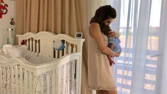 """Ilinca Vandici revine la emisiunea """"Bravo, ai stil"""" cu un nou look! Cum arată după ce a născut?"""