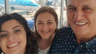 Nea Mărin, vacanţă în Palma de Mallorca cu familia