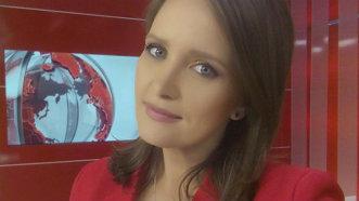 Ioana Maria Moldovan, o graviduţă sexy! Ştirista aşteaptă un băieţel - FOTO