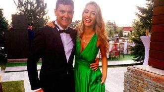 Bat clopote de nuntă. Cristian Boureanu i-a dat inelul iubitei sale Laura Dincă