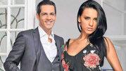 După 6 ani de relaţie, Ştefan Bănică s-a însurat în secret cu Lavinia Pârva - Foto
