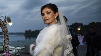 Alina Puşcaş, din nou mireasă! Face nuntă cu mare fast - FOTO