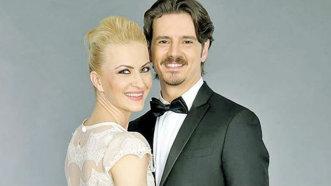 Mihai Petre va deveni din nou tată. Soţia sa, Elwira Petre, este însărcinată - FOTO