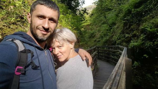 Dana Nălbaru s-a întors de urgenţă din Irlanda cu doi dintre cei trei copii