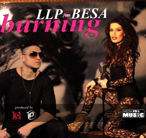"LLP lanseaza astazi un nou single, ""Burning"""