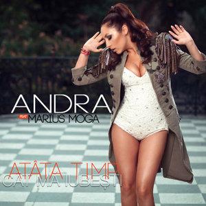 """Andra a lansat o noua piesa, """"Atata timp cat ma iubesti"""""""