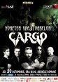 Cargo va canta pe 30 octombrie la Bucuresti!