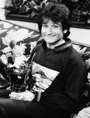 Robin Williams: O viata de actor in imagini
