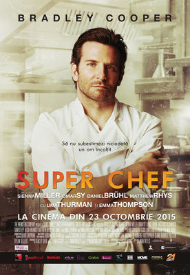 Burnt/Super Chef (Bradley Cooper)