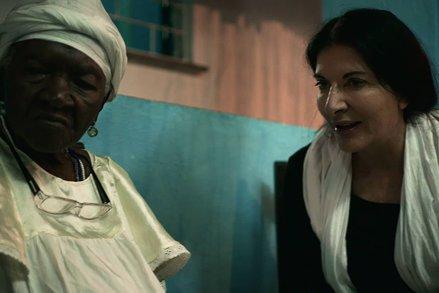 Dincolo de zona de confort - Marina Abramovic în Brazilia - Galerie foto film