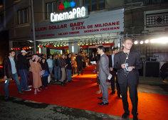 Inaugurarea CinemaPRO