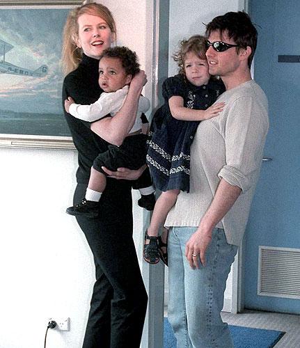 Vedete care si-au adoptat copiii