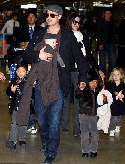 Vedetele hollywoodiene cu cei mai multi copii