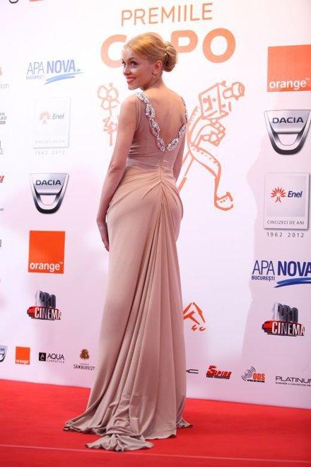 Vedetele prezente la Gala Premiilor Gopo 2012