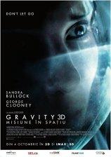 Gravity: Misiune in spatiu - 3D