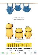 MINIONII  3D subtitrat