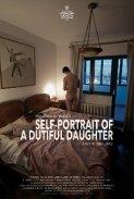 Autoportretul unei fete cuminti - digital