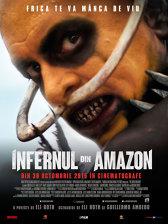 INFERNUL DIN AMAZON - digital