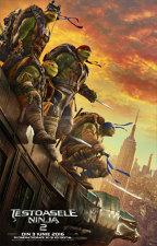 Ţestoasele Ninja 2 - 3D