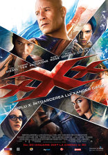 Triplu X: Întoarcerea lui Xander Cage - 3D
