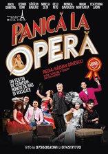 Panică la Opera - Piesa de teatru