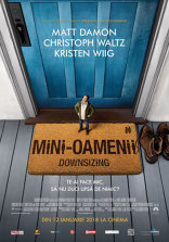 Downsizing. Mini-oamenii - Digital