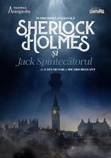 Sherlock Holmes si Jack Spintecatorul - Piesa de teatru