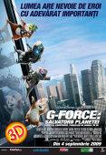 G-Force: Salvatorii planetei - 3D