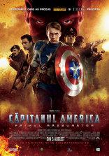 Capitanul America: Primul Razbunator - 3D
