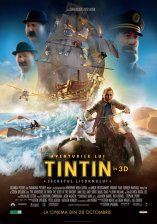 Aventurile lui Tintin : Secretul Licornului 3D